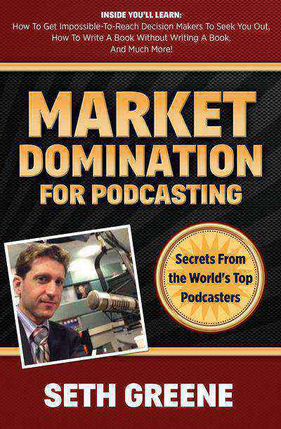 Buy Market Domination for Podcasting at Amazon