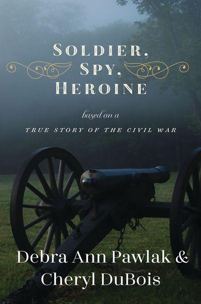 Buy Soldier, Spy, Heroine at Amazon