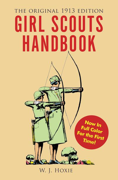 Buy Girl Scouts Handbook at Amazon