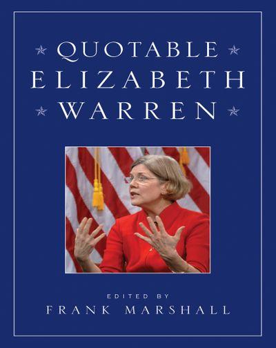 Buy Quotable Elizabeth Warren at Amazon