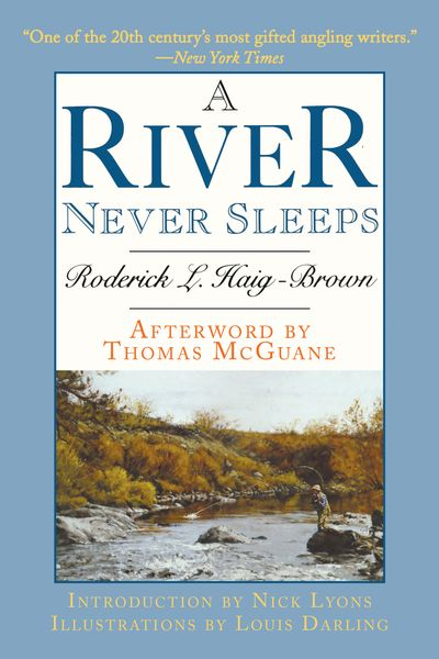 Buy A River Never Sleeps at Amazon