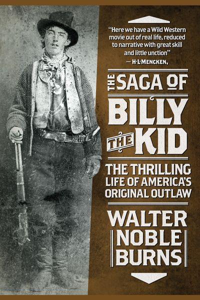 Buy The Saga of Billy the Kid at Amazon