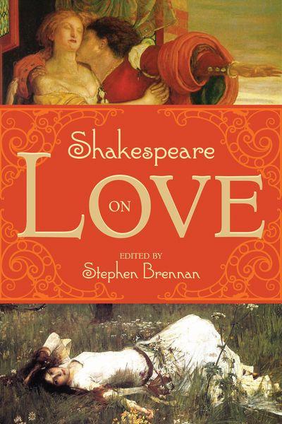 Buy Shakespeare on Love at Amazon