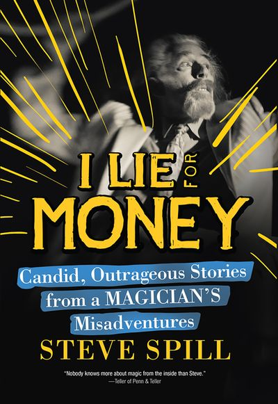 Buy I Lie for Money at Amazon