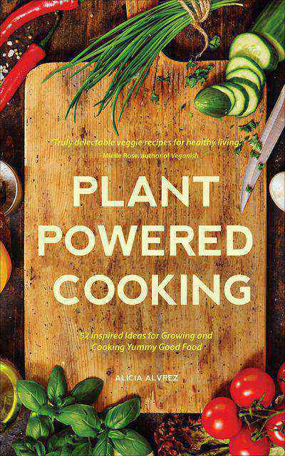 Buy Plant Powered Cooking at Amazon
