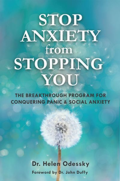 Buy Stop Anxiety from Stopping You at Amazon