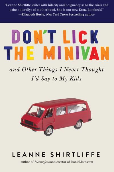 Buy Don't Lick the Minivan at Amazon