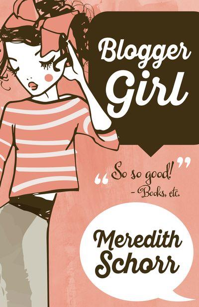 Buy Blogger Girl at Amazon