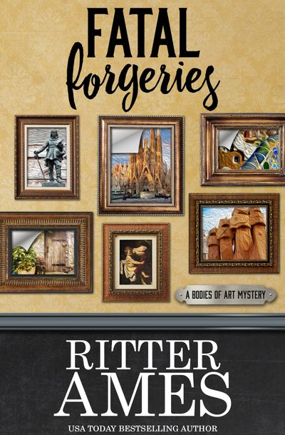 Buy Fatal Forgeries at Amazon