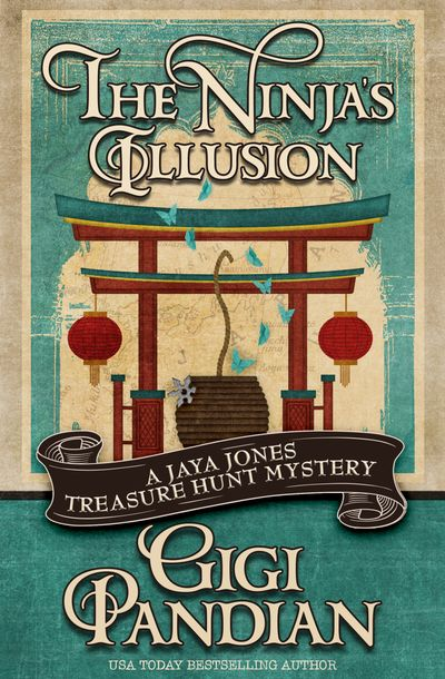 Buy The Ninja's Illusion at Amazon