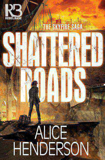 Buy Shattered Roads at Amazon