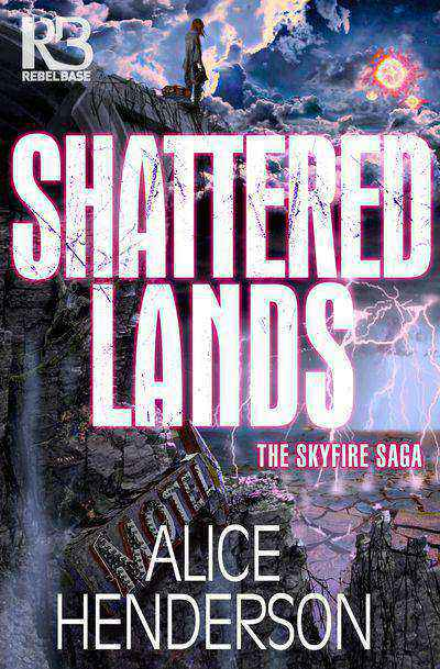 Buy Shattered Lands at Amazon