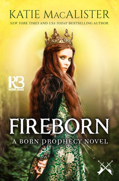 Buy Fireborn at Amazon