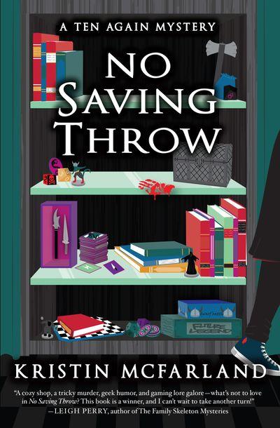 Buy No Saving Throw at Amazon