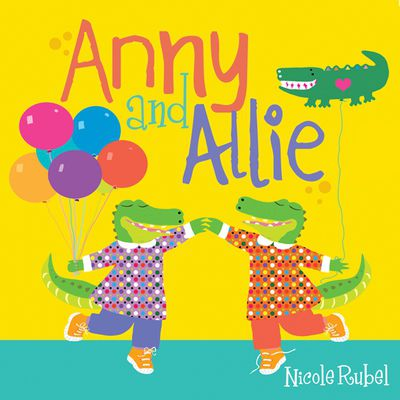 Buy Anny and Allie at Amazon