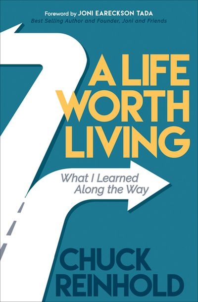 Buy A Life Worth Living at Amazon