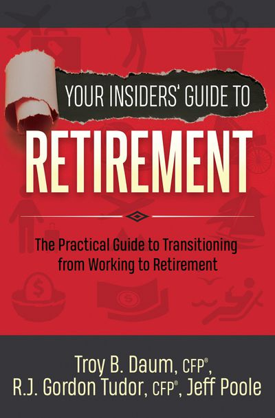 Buy Your Insiders' Guide to Retirement at Amazon