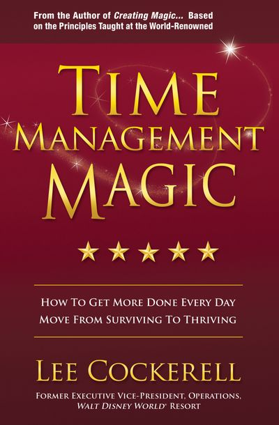 Buy Time Management Magic at Amazon