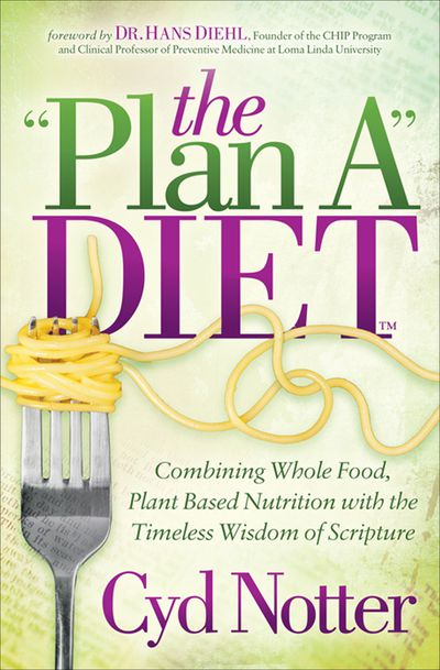 "Buy The ""Plan A"" Diet at Amazon"