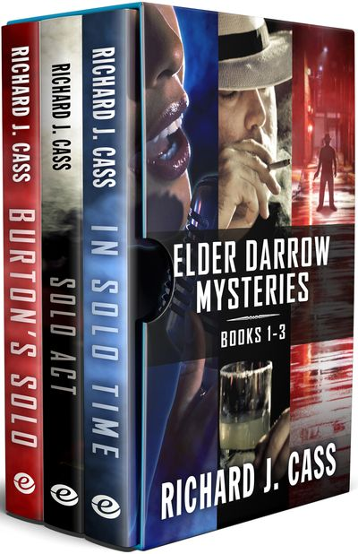 Buy Elder Darrow Mysteries: Books 1-3 at Amazon