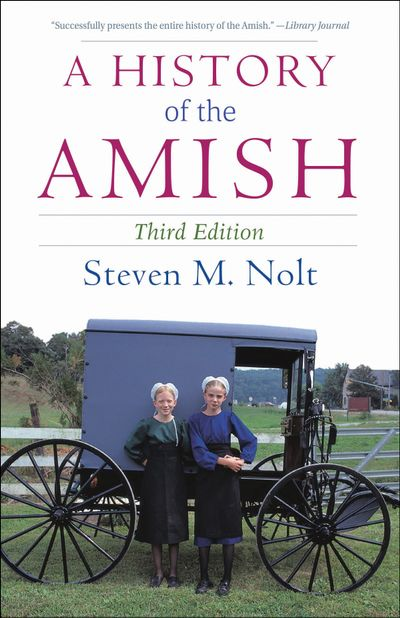 Buy A History of the Amish at Amazon