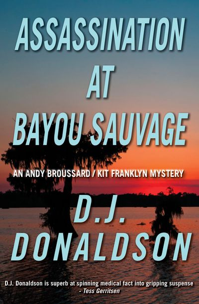 Buy Assassination at Bayou Sauvage at Amazon
