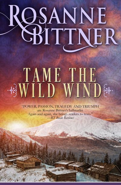 Buy Tame the Wild Wind at Amazon