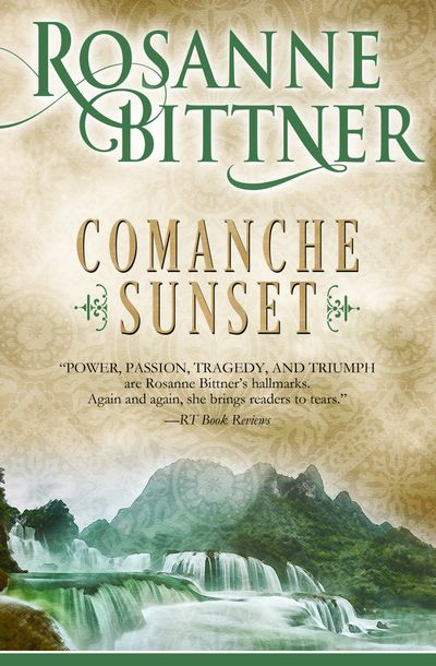 Buy Comanche Sunset at Amazon