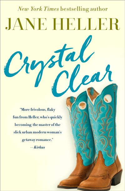 Buy Crystal Clear at Amazon