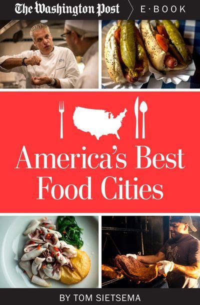 Buy America's Best Food Cities at Amazon