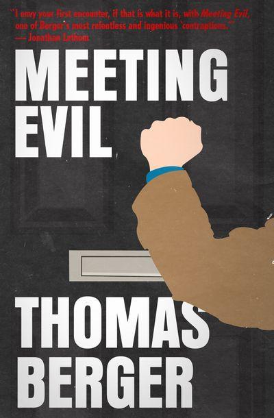 Buy Meeting Evil at Amazon