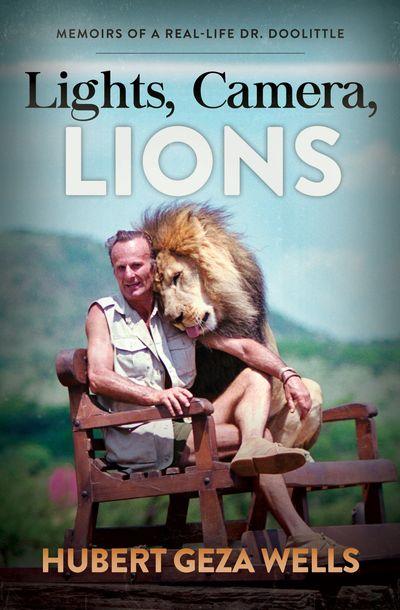 Lights, Camera, Lions