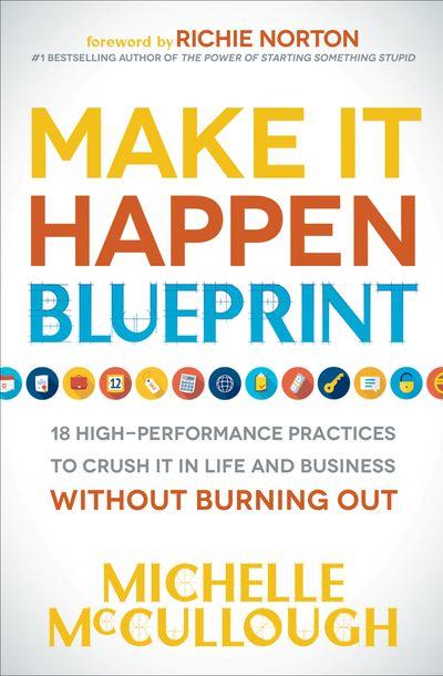 Buy Make It Happen Blueprint at Amazon