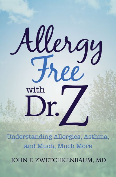 Buy Allergy Free with Dr. Z at Amazon
