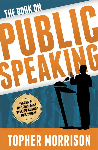 Buy The Book on Public Speaking at Amazon