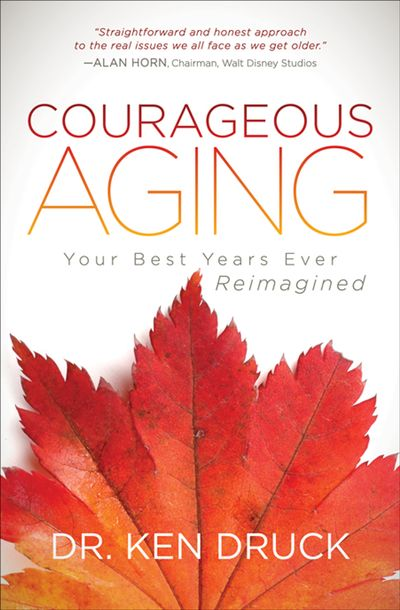 Buy Courageous Aging at Amazon