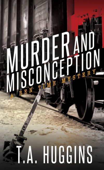 Buy Murder and Misconception at Amazon