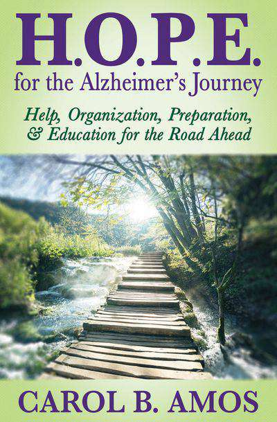 Buy H.O.P.E. for the Alzheimer's Journey at Amazon