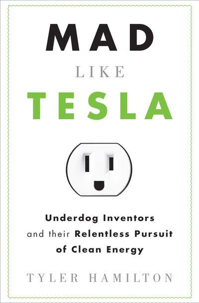 Buy Mad Like Tesla at Amazon