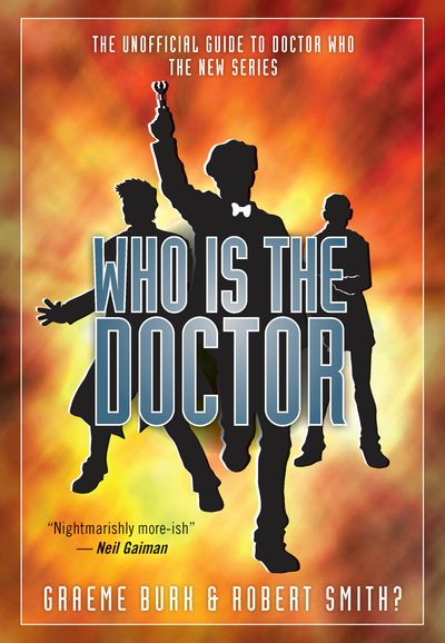 Buy Who Is the Doctor at Amazon