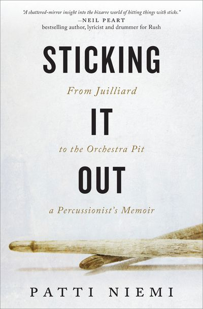 Buy Sticking It Out at Amazon