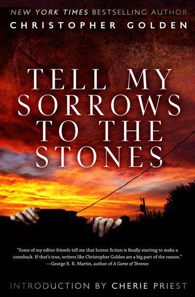 Buy Tell My Sorrows to the Stones at Amazon