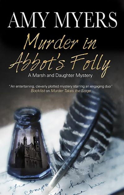 Buy Murder in Abbot's Folly at Amazon