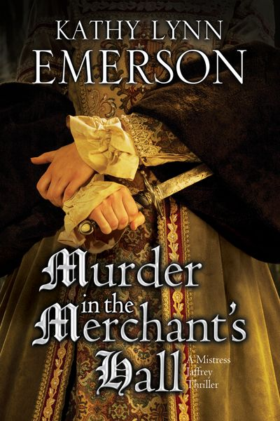 Buy Murder in the Merchant's  Hall at Amazon