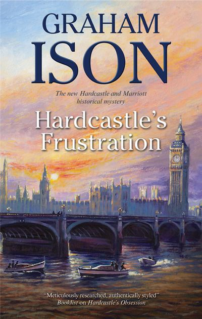Buy Hardcastle's Frustration at Amazon