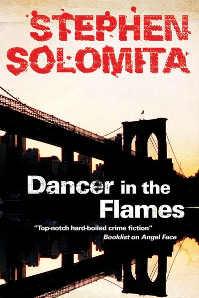 Buy Dancer in the Flames at Amazon