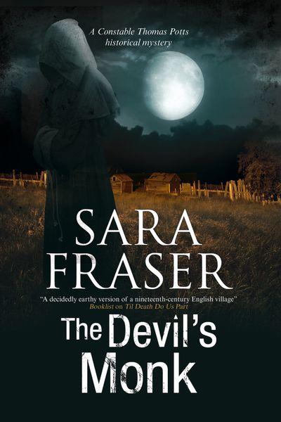 Buy The Devil's Monk at Amazon