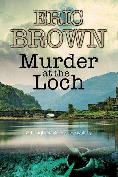 Buy Murder at the Loch at Amazon