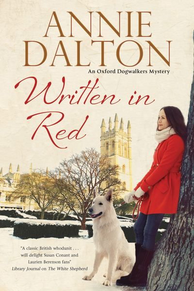 Buy Written in Red at Amazon