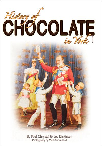Buy History of Chocolate in York at Amazon